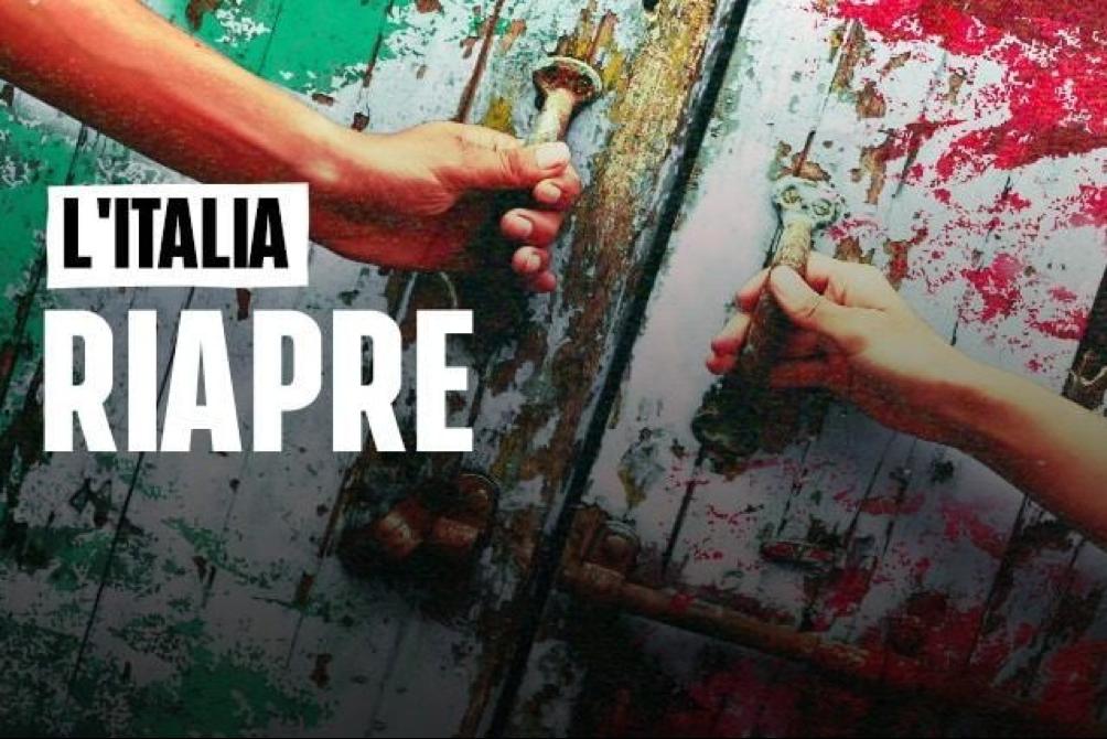 ITALIA-RIAPERTURE